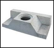 Concrete Flue Gatherer