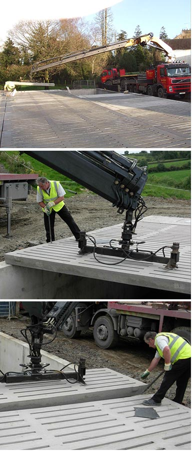 Installing Cattle Slats