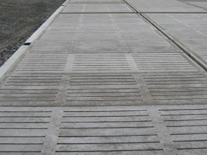 concrete pig slats