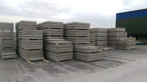 Lintels in stock